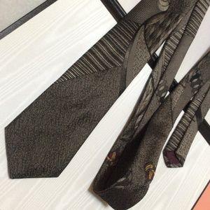 Nordstrom Accessories - SEXY Silky Stringbeans Skinny Tie Gunmetal Grey